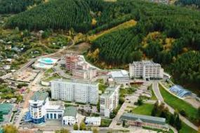Belokurikha has begun the best Russian health resort again