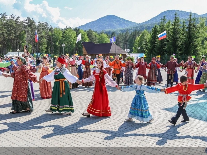 Three tourist brands of the Altai Territory won awards in the field of event tourism Russian Event Awards