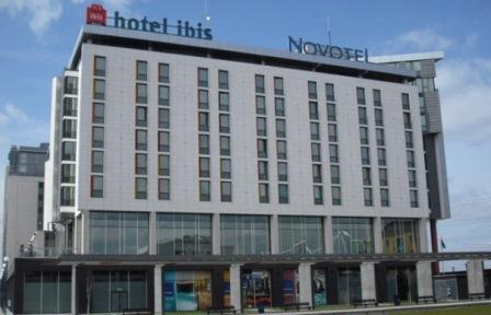 The French hotel chain Accor wants to build a hotel in Barnaul