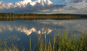 25,000 tourists visited Three Zavyalovsk's lakes at weekend