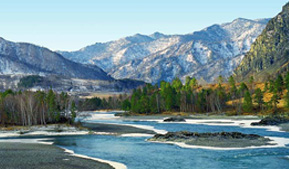 Altai Krai: how does tourism develop in the region?