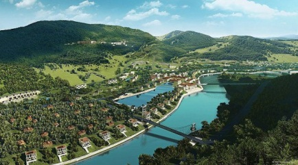 Youth hostel, a summer cinema and eco-friendly hotel will be built in «Sky Blue Katun»
